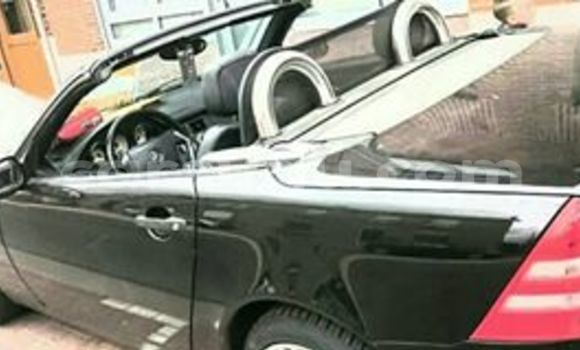 Acheter Neuf Voiture Mercedes-Benz SLK–Class Noir à Ouagadougou, Burkina-Faso