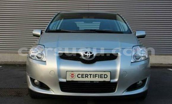 Acheter Neuf Voiture Toyota Auris Gris à Ouagadougou au Burkina-Faso