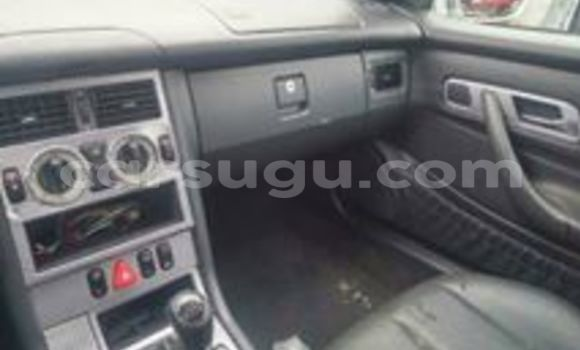 Acheter Neuf Voiture Mercedes‒Benz SLK–Class Noir à Ouagadougou, Burkina-Faso
