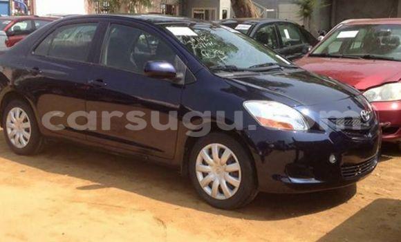Acheter Neuf Voiture Toyota Yaris Bleu à Ouagadougou, Burkina-Faso