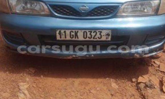 Acheter Occasions Voiture Nissan Almera Bleu à Ouagadougou, Burkina-Faso