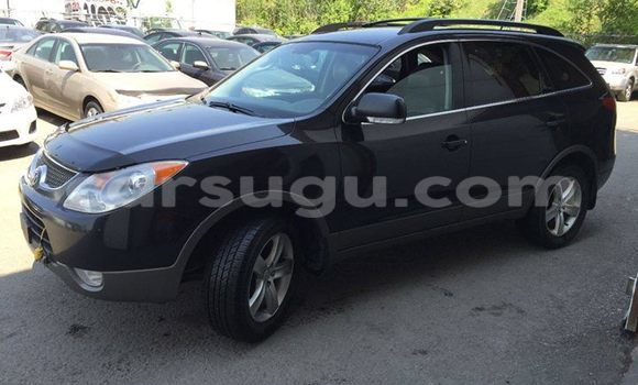 Acheter Occasion Voiture Hyundai Veracruz Noir à Ouagadougou, Burkina-Faso