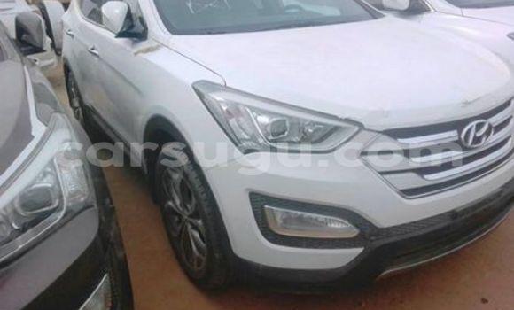Acheter Neuf Voiture Hyundai Santa Fe Blanc à Ouagadougou, Burkina-Faso