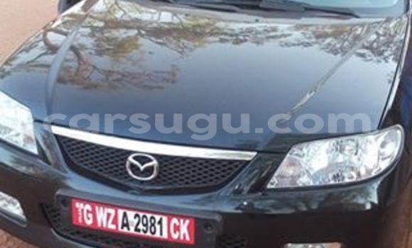 Acheter Occasion Voiture Mazda 323 Noir à Ouagadougou au Burkina-Faso