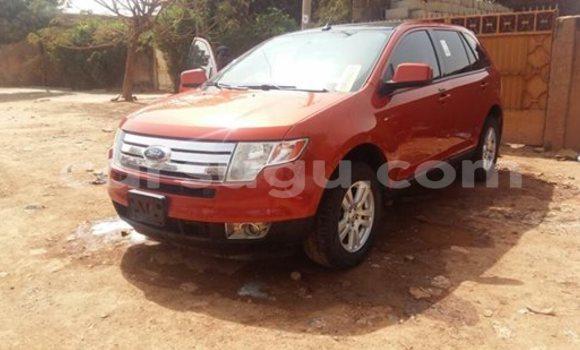 Acheter Neuf Voiture Ford Edge Rouge à Ouagadougou au Burkina-Faso
