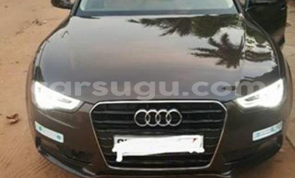 Acheter Occasions Voiture Audi A3 Bleu à Ouagadougou au Burkina-Faso