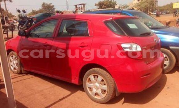 Acheter Neuf Voiture Toyota Matrix Rouge à Ouagadougou, Burkina-Faso