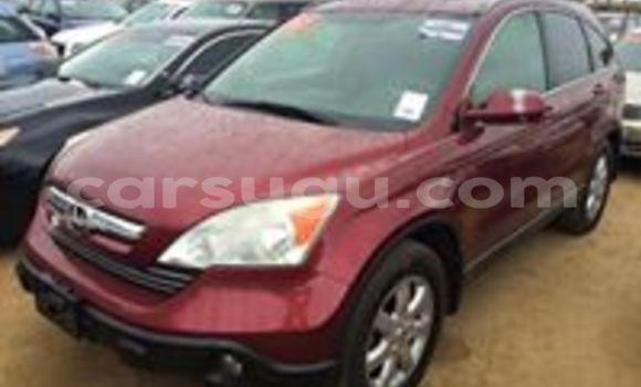 Acheter Neuf Voiture Honda CR-V Noir à Ouagadougou au Burkina-Faso