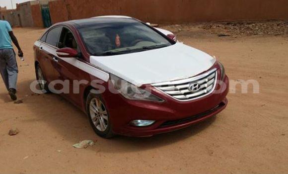 Acheter Neuf Voiture Hyundai Sonata Rouge à Ouagadougou, Burkina-Faso