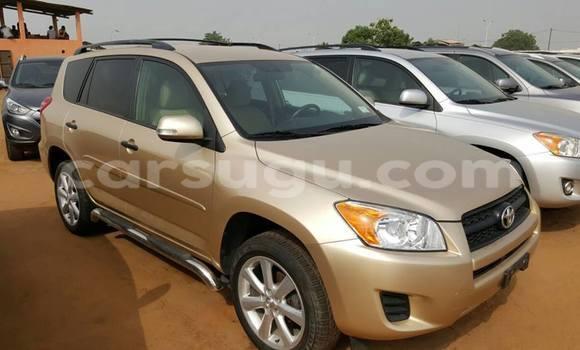 Acheter Neuf Voiture Toyota RAV4 Marron à Ouagadougou au Burkina-Faso