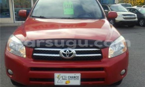 Acheter Neuf Voiture Toyota RAV4 Rouge à Ouagadougou, Burkina-Faso
