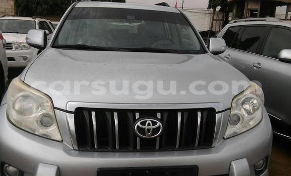 Acheter Occasions Voiture Toyota Prado Gris à Ouagadougou, Burkina-Faso