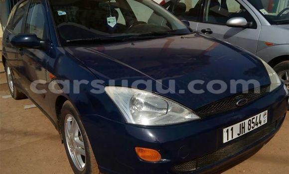 Acheter Occasion Voiture Ford Focus Bleu à Ouagadougou au Burkina-Faso