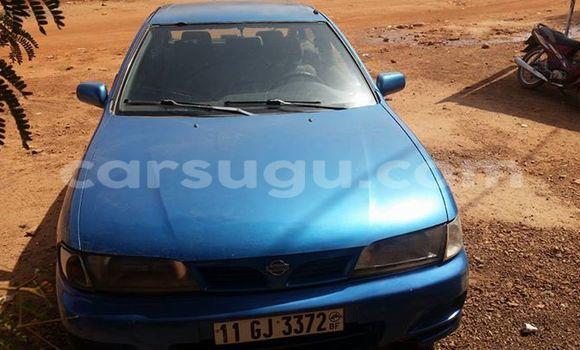Acheter Occasion Voiture Nissan Almera Bleu à Ouagadougou, Burkina-Faso
