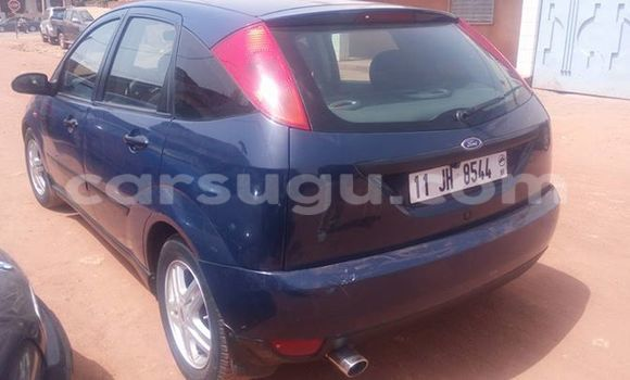 Acheter Occasion Voiture Ford Focus Bleu à Ouagadougou, Burkina-Faso