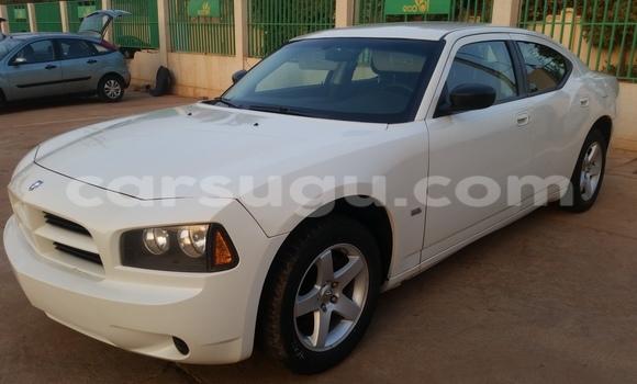 Acheter Occasions Voiture Dodge Charger Blanc à Ouagadougou au Burkina-Faso