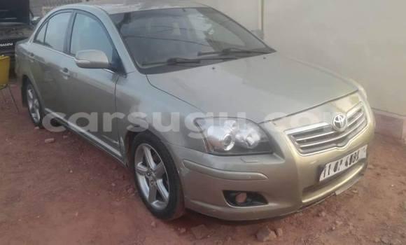 Acheter Occasion Voiture Toyota Avensis Marron à Ouagadougou, Burkina-Faso