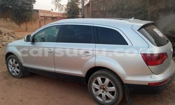 Acheter Voiture Audi Q7 Gris à Ouagadougou en Burkina-Faso