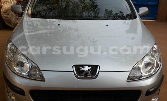 Acheter Occasion Voiture Peugeot 407 Gris à Ouagadougou, Burkina-Faso