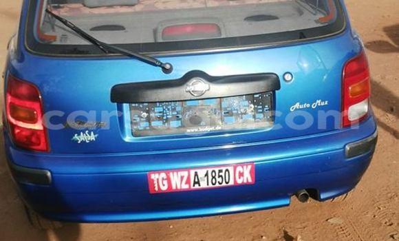 Acheter Occasions Voiture Nissan Micra Bleu à Ouagadougou, Burkina-Faso