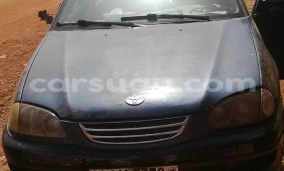Acheter Occasion Voiture Toyota Avensis Noir à Ouagadougou au Burkina-Faso