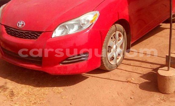 Acheter Occasion Voiture Hyundai Matrix Rouge à Ouagadougou, Burkina-Faso