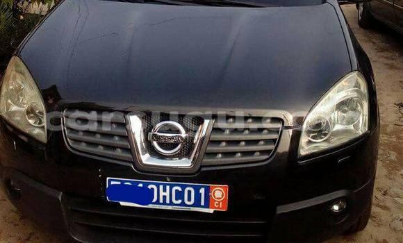 Acheter Occasion Voiture Nissan Qashqai Noir à Ouagadougou, Burkina-Faso