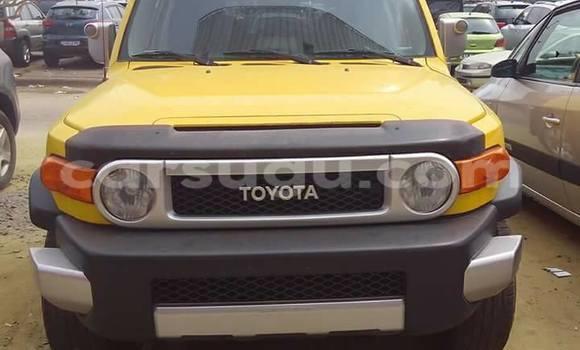 Acheter Occasion Voiture Toyota FJ Cruiser Autre à Ouagadougou, Burkina-Faso