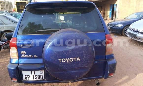 Acheter Occasion Voiture Toyota RAV4 Bleu à Ouagadougou, Burkina-Faso