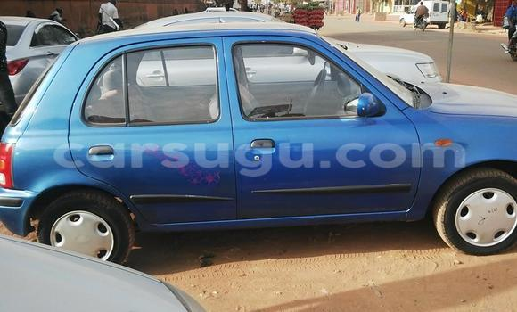 Acheter Neuf Voiture Nissan Micra Bleu à Ouagadougou, Burkina-Faso