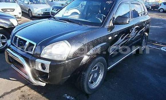 Sayi Sabo Hyundai Tucson Black Mota in Ouagadougou a Burkina Faso