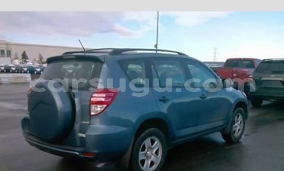 Acheter Neuf Voiture Toyota RAV4 Bleu à Ouagadougou, Burkina-Faso