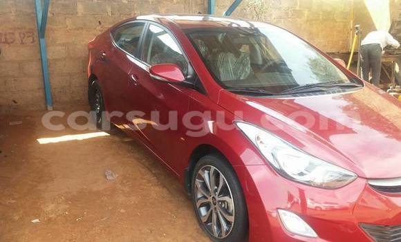 Acheter Neuf Voiture Hyundai Elantra Rouge à Ouagadougou au Burkina-Faso