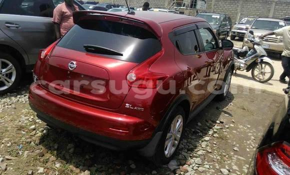 Acheter Neuf Voiture Nissan Juke Rouge à Ouagadougou au Burkina-Faso