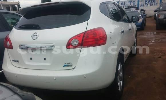 Acheter Neuf Voiture Nissan Prairie Blanc à Ouagadougou au Burkina-Faso