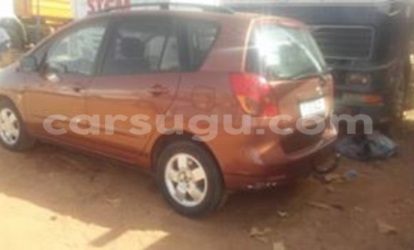 Acheter Occasions Voiture Toyota Corolla Marron à Ouagadougou au Burkina-Faso