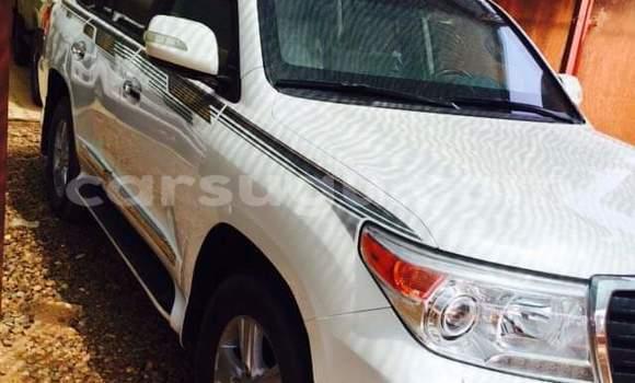 Acheter Neuf Voiture Toyota Land Cruiser Blanc à Ouagadougou, Burkina-Faso