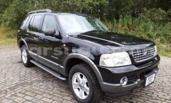 Acheter Neuf Voiture Ford Explorer Noir à Ouagadougou, Burkina-Faso