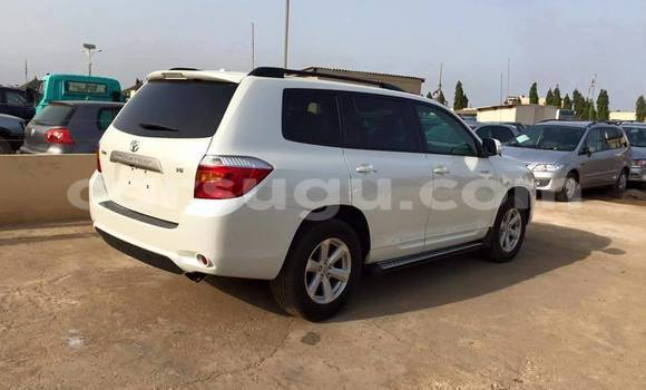 Acheter Neuf Voiture Toyota Highlander Gris à Ouagadougou au Burkina-Faso