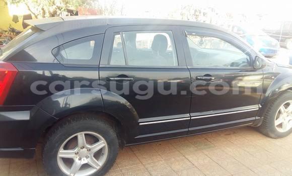 Acheter Occasion Voiture Dodge Caliber Noir à Ouagadougou, Burkina-Faso