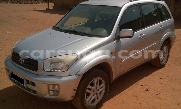 Acheter Occasion Voiture Toyota RAV4 Gris à Bobo Dioulasso, Burkina-Faso