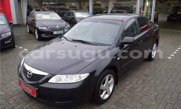 Acheter Neuf Voiture Mazda 6 Noir à Ouagadougou au Burkina-Faso
