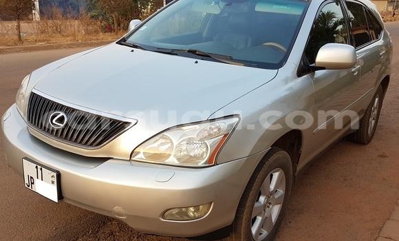 Acheter Occasion Voiture Lexus RX 330 Gris à Ouagadougou au Burkina-Faso