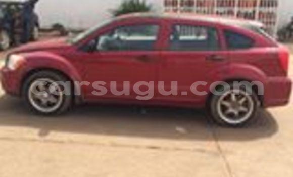 Acheter Occasion Voiture Dodge Caliber Rouge à Ouagadougou, Burkina-Faso