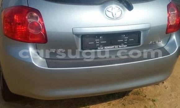 Acheter Occasions Voiture Toyota Auris Gris à Ouagadougou au Burkina-Faso