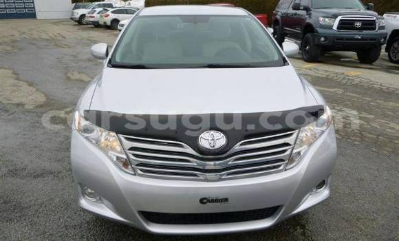 Acheter Occasion Voiture Toyota Venza Gris à Ouagadougou, Burkina-Faso