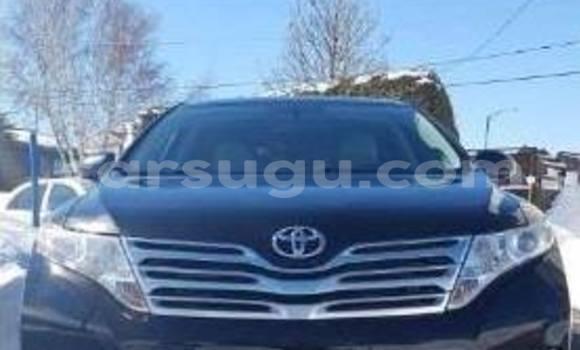 Acheter Occasion Voiture Toyota Venza Noir à Ouagadougou au Burkina-Faso
