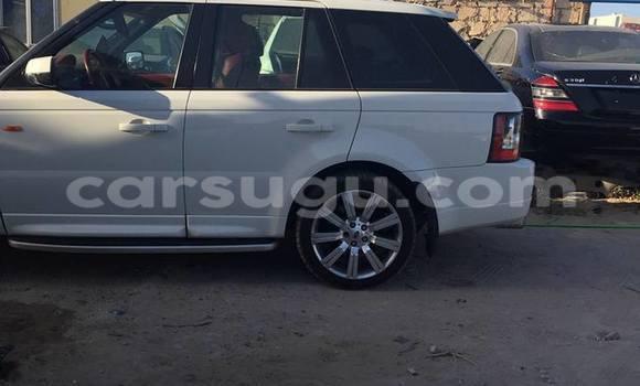 Acheter Occasion Voiture Land Rover Range Rover Blanc à Ouagadougou au Burkina-Faso