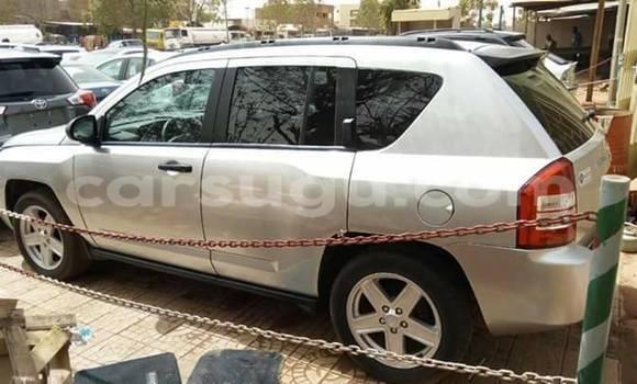 Acheter Occasions Voiture Jeep Compass Gris à Ouagadougou au Burkina-Faso