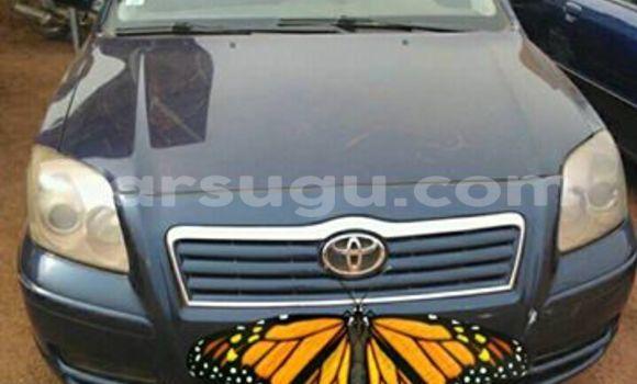 Acheter Neuf Voiture Toyota Avensis Bleu à Ouagadougou, Burkina-Faso